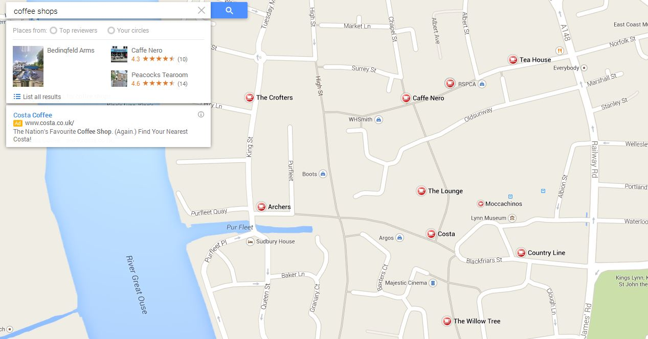 Google Maps: 5 New and Recently Added Features