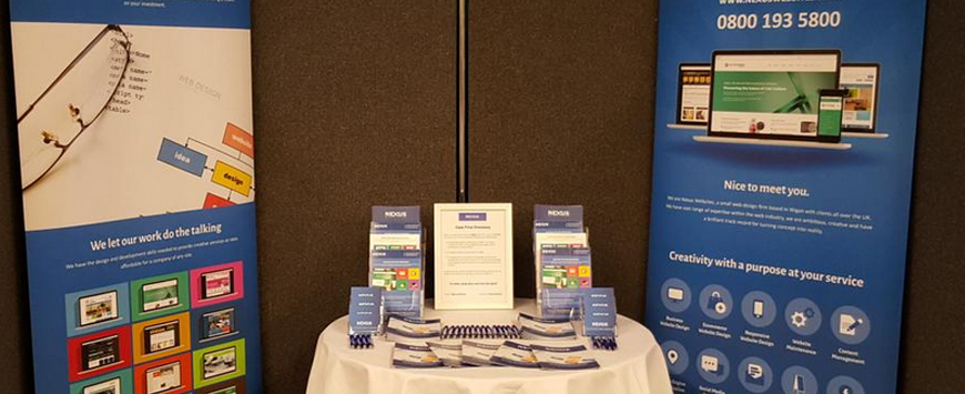 Wigan Business Expo 2015
